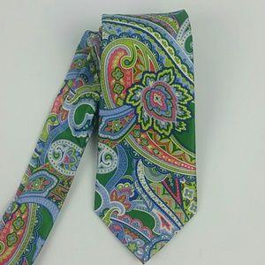 Geoffrey Beene Men's Silk Necktie